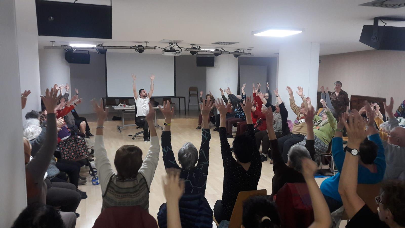 Talleres de salut y movimiento